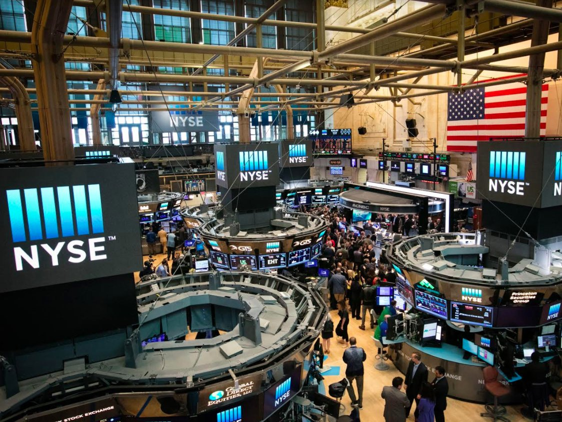 Ņujorkas fondu birža (NYSE) izdevusi pirmo NFT kolekciju