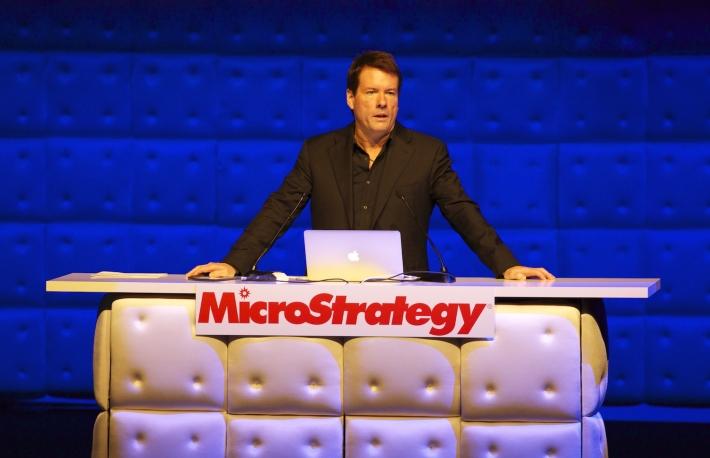 Kompānijas MicroStrategy direktoru padome apstiprinājusi kārtību, kādā izmaksājamas prēmijas bitkoinā